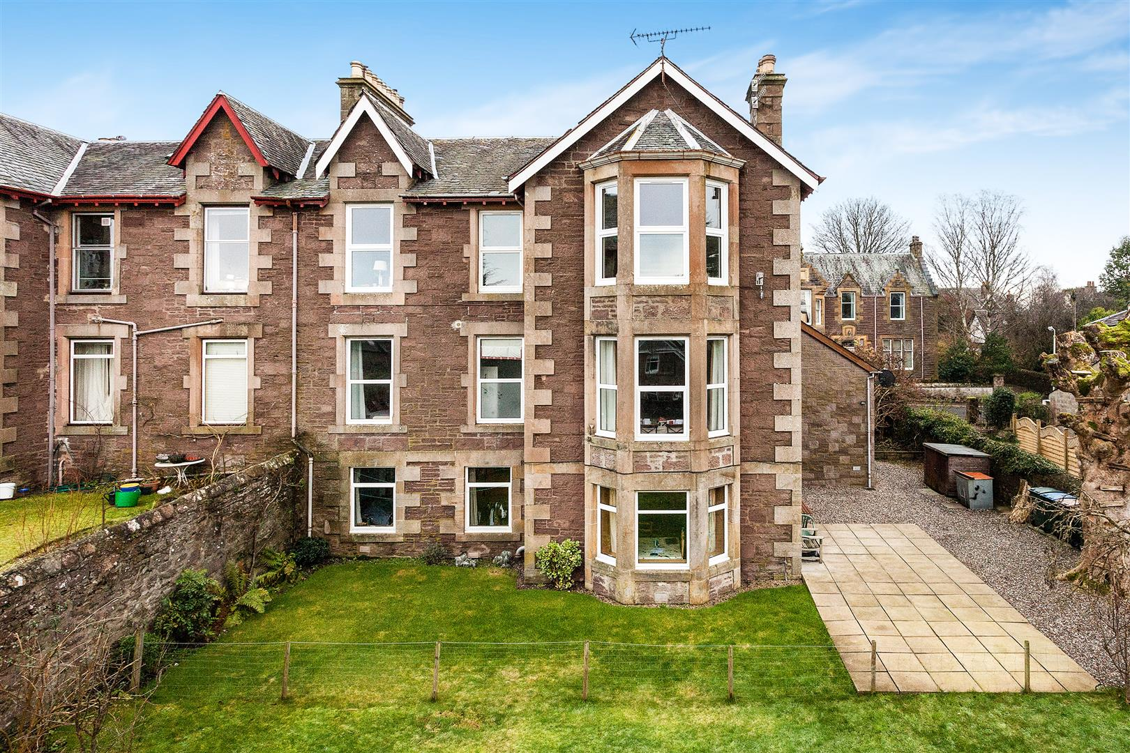 Flat A, Alcombe, Ewanfield, Crieff, Perthshire, PH7 3DA, UK